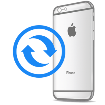 Рихтовка, выравнивание корпуса iPhone 6S