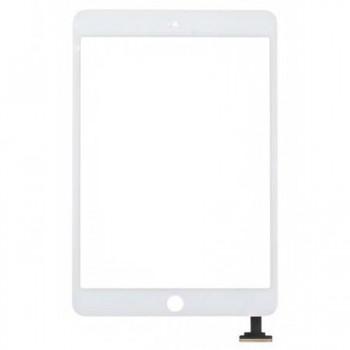 Сенсорное стекло (тачскрин) для iPad mini A1432 A1454 A1455 (белое)