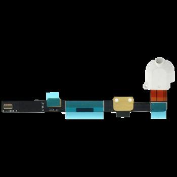Шлейф аудіо-роз'єму для iPad mini (білий) A1432, A1454, A1455