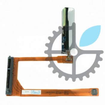 Шлейф HDD (жесткого диска) для MacBook Pro 17ᐥ 2006-2008 (A1212/A1229)