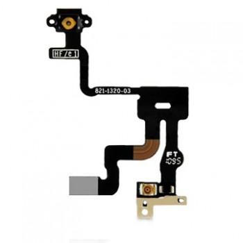 Шлейф кнопки включения и датчиков освещенности для iPhone 4S