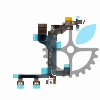 Шлейф кнопки включения и громкости и переключателя вибро для iPhone 5S