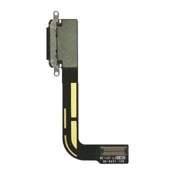 Шлейф разъёма (гнезда) зарядки и синхронизации iPad 3