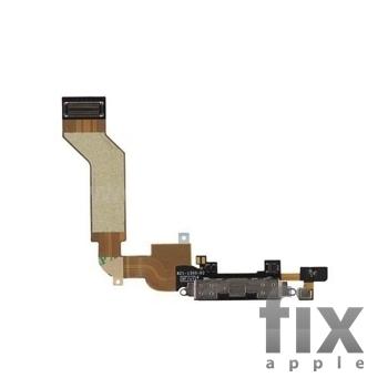 Шлейф синхронизации (разъема зарядки) для iPhone 4S