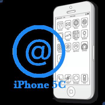 Ремонт iPhone 5C Создание учетной записи Apple ID для