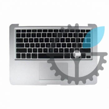 Топкейс (с клавиатурой в сборе) для MacBook Air 13ᐥ 2008-2009 (A1304, A1237) Американская US/Европейская UK