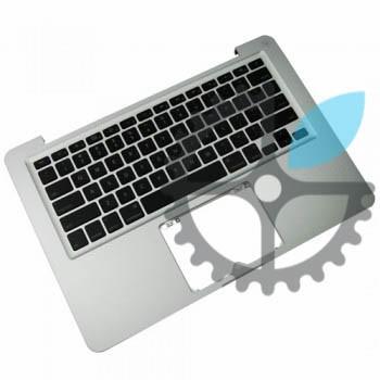 Топкейс (клавиатура в сборе) Б/У для MacBook Aluminium 2008 гг