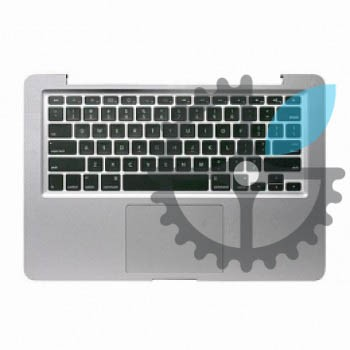 Топкейс (з клавіатурою в зборі) для MacBook Pro 13ᐥ 2009-2012 (А1278) Американська US/Європейська UK