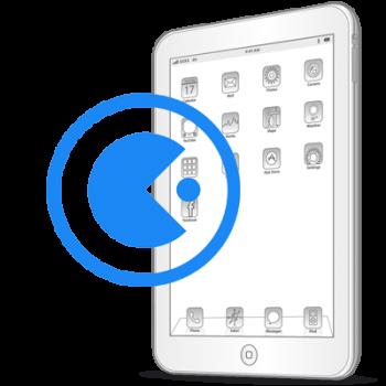 Установка приложений на iPad 4