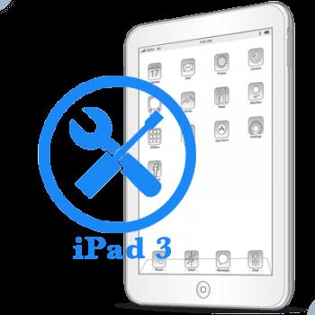 Ремонт Ремонт iPad iPad 3 Усунення несправностей по платі