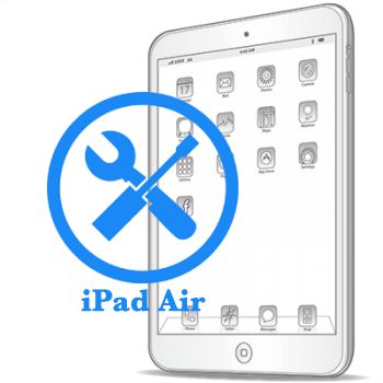 iPad Air Устранение неполадок по плате