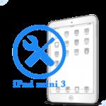 mini 3 iPad - Устранение неполадок по плате
