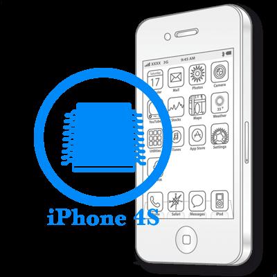 Ремонт iPhone 4S Усунення несправностей по платі