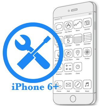 Ремонт iPhone 6 Plus Устранение неполадок по плате