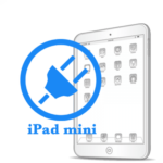 - Восстановление цепи питания iPad mini
