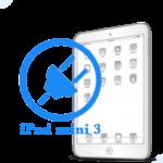 mini 3 iPad - Восстановление цепи питания