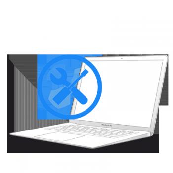 Восстановление коннекторов платы Macbook Air