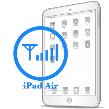 iPad Air- Восстановление модемной части