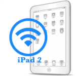 iPad - Замена модуля WiFi 2