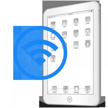 Замена модуля WiFi iPad 2