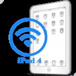 iPad 4- Замена модуля WiFi