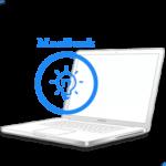 - Восстановление подсветки дисплея MacBook