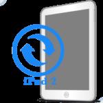 iPad 2- Восстановление подсветки экрана (на дисплее)