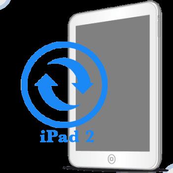 iPad - Відновлення підсвітки екрану (на дисплеї) 2