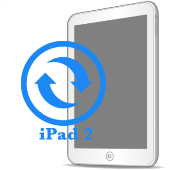 iPad - Восстановление подсветки экрана (на дисплее) 2