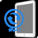 iPad - Восстановление подсветки экрана (на дисплее) 3