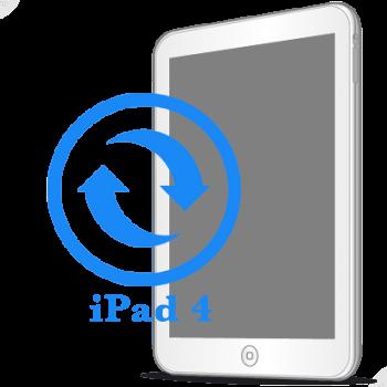 Восстановление подсветки экрана (на дисплее) iPad 4
