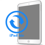 iPad - Восстановление подсветки экрана (на дисплее) Air