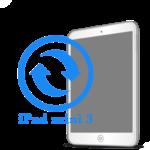 mini 3 iPad - Восстановление подсветки экрана (на дисплее) Mini 3
