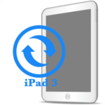 iPad - Восстановление подсветки экрана (на плате) 3