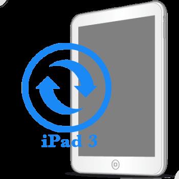 Восстановление подсветки экрана (на плате) iPad 3
