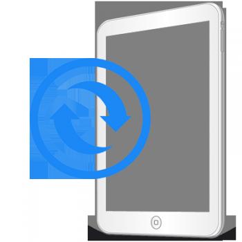 Восстановление подсветки экрана (на плате) iPad 4