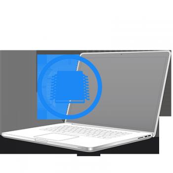 Восстановление работы процессора Macbook Pro Retina