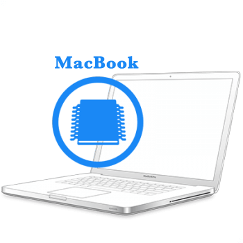 MacBook 2006-2010 - Восстановление работы процессора