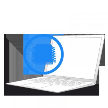 Восстановление работы процессора Macbook Air