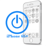 6S Plus iPhone - Восстановление-замена кнопки Power (включения, блокировки) 6s Plus