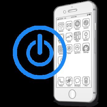 Восстановление-замена кнопки Power (включения, блокировки) iPhone 6s