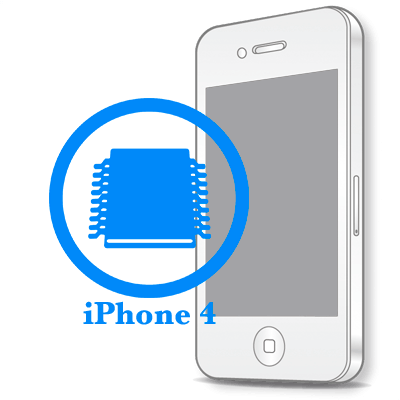 Восстановление цепи питания iPhone 4