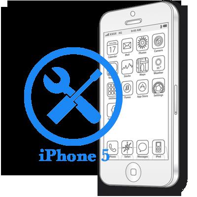 Ремонт iPhone 5 Відновлення ланцюга живлення
