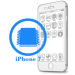 iPhone 7 - Восстановление коннекторов платы