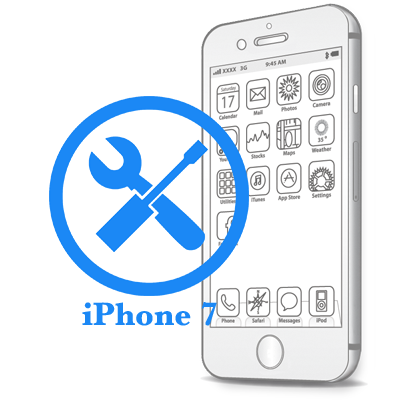 iPhone 7 - Восстановление/замена контроллера питания