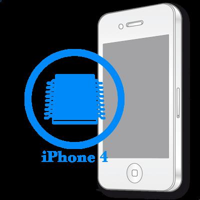 Замена контроллера питания iPhone 4