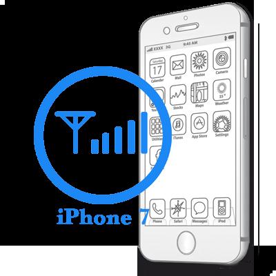 Восстановление модемной части iPhone 7