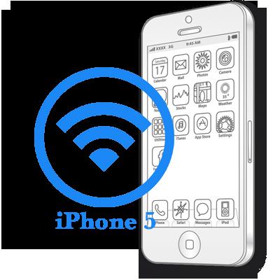 Восстановление Wi-Fi модуля iPhone 5