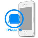 iPhone 4S- Восстановление цепи питания