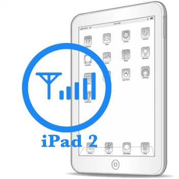 iPad 2 Замена 3g антени
